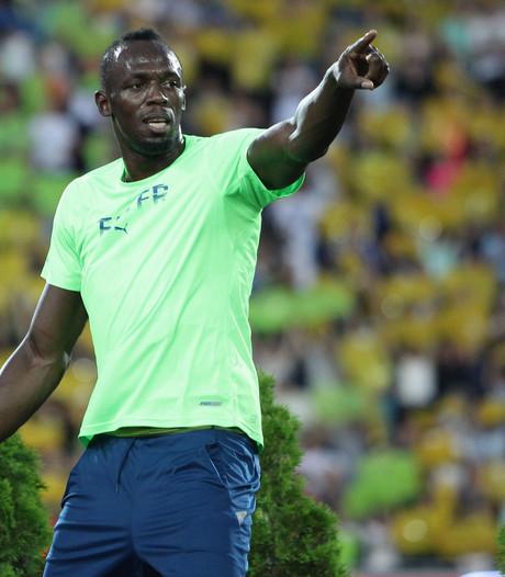 Bolt wint in bescheiden tijd in Ostrava