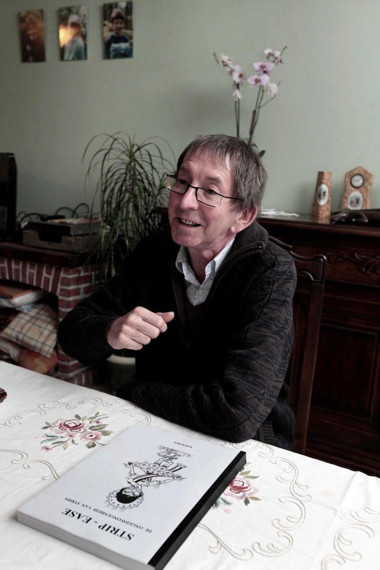 Oud-burgemeester Lieven Demedts.