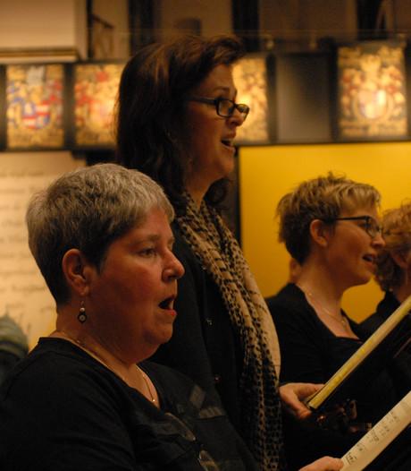 Brabants Kamerkoor zingt in Rosmalen