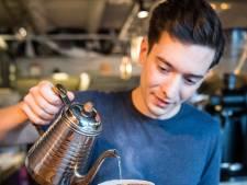 Vergeet espresso: Olaf Boom maakt de ouderwetse filterkoffie weer hip