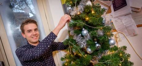 De kerstboom komt steeds vroeger in huis