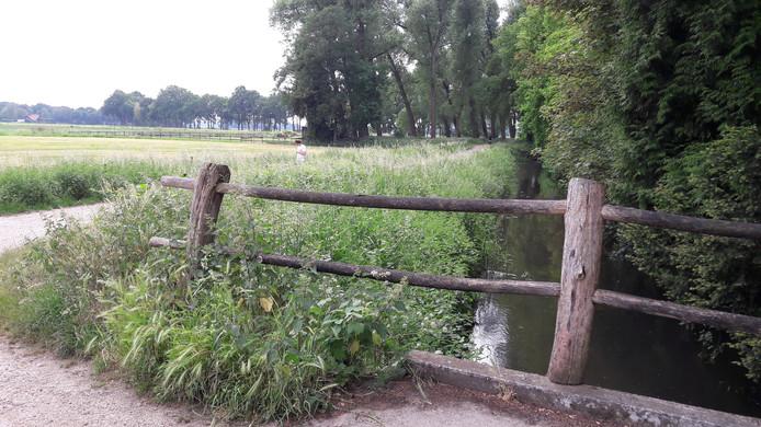 De Leij, hier in Goirle gefotografeerd.