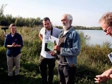 Boek boswachter Thomas geeft beeld van Nieuwe Biesbosch