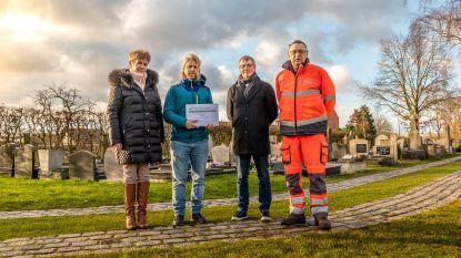 Heraangelegde begraafplaats Schuiferskapelle wint eerste prijs op Vlaamse bebloemingswedstrijd