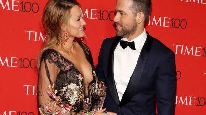 Ryan Reynolds zou echtgenote Blake Lively liever wat minder vaak zien