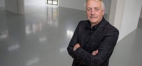 Na 20 jaar stopt Jan Noltes als voorzitter van HeArtGallery in Hengelo