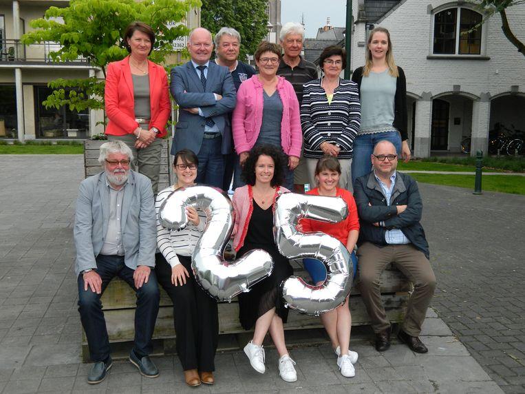 Het team achter De Herbakker viert dit jaar de 25ste verjaardag. Maar de verbouwing als kers op de taart, wordt nu uitgesteld.