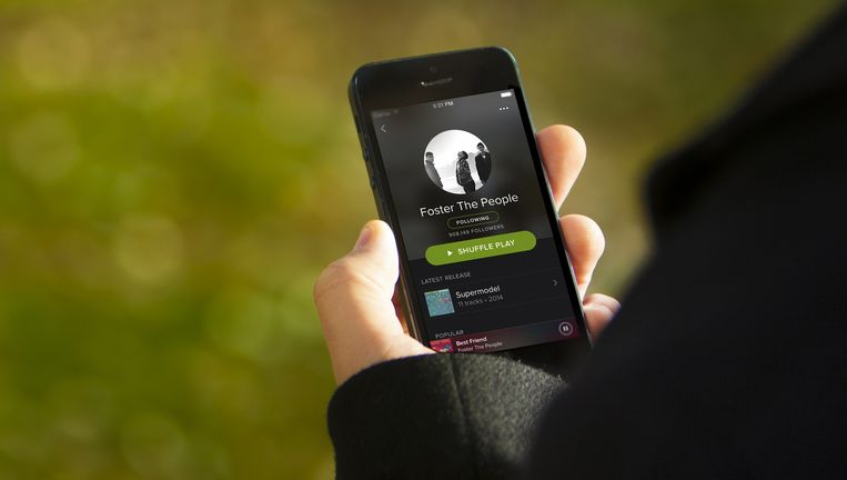 null Beeld Spotify