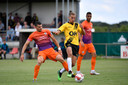 Vorig jaar speelde Lokomotiva Zagreb in Oudenbosch tegen NAC Breda.