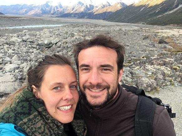 Lieselot De Brauwer en Nico Babot vertrekken zaterdagochtend met een elektrische wagen naar de noordpoolcirkel.