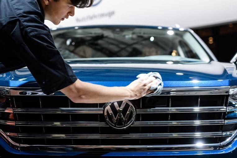 De Duitse autobouwer zou gebruik maken van 18 patenten op halfgeleiders.