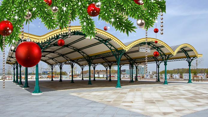 Kersttrui Utrecht.Geen Kerstbal Festival Meer Op Berlijnplein Vanwege Nieuwbouw