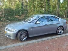 'Dikke BMW' in Wierden foetsie