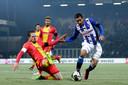 Na zijn terugkeer bij Heerenveen beleefde Reza Ghoochannejhad zijn beste periode door in zijn eerste seizoen 20 keer competitiegoals voor zijn rekening te nemen.