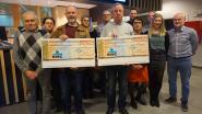 Pelt 4U schenkt 2.900 euro aan goede doelen