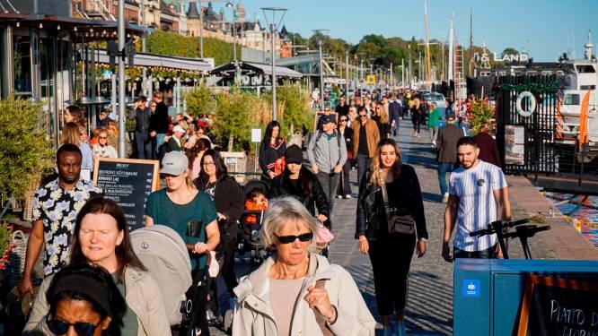 Hoe Zweden nu toch lokale lockdowns overweegt