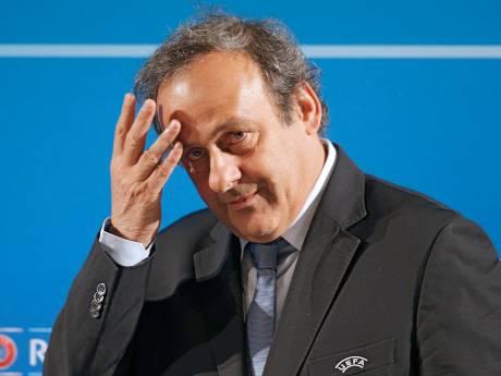 'Platini gearresteerd na mogelijke corruptie bij toewijzing WK 2022'