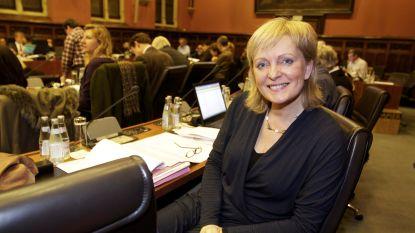 Actrice Mieke Bouve stapt over van sp.a naar Open Vld