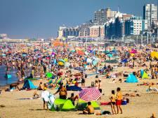 Duitsers verlaten massaal Scheveningen na corona-alarm: 'Koffers werden à la minute ingepakt'