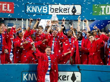 Kijk hier NU naar de hele bekerfinale PEC Zwolle - Ajax uit 2014