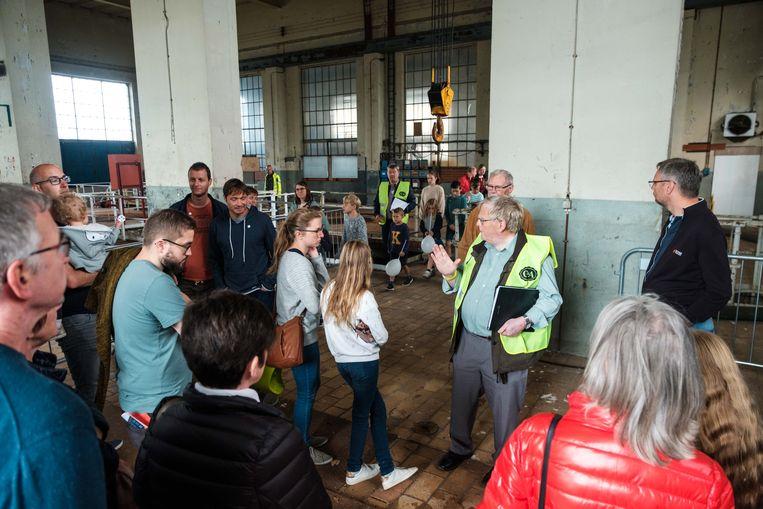 Oude elektriciteitscentrale Schelle geeft haar geheimen prijs tijdens Open Monumentendag Exclusieve kans om de gebouwen en de natuur te ontdekken