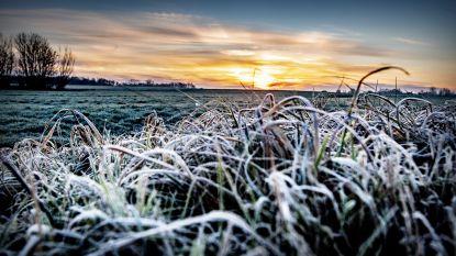 Daar is de winter: het is buiten nu écht koud (en dat gaat nog even zo blijven)