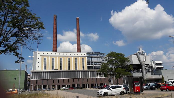 De voormalige energiecentrale die is verbouwd tot bedrijvencentrum Innovation Powerhouse.