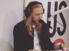 Qmusic-dj Stephan en musicalster Gaia ontroeren met Lion King-klassieker