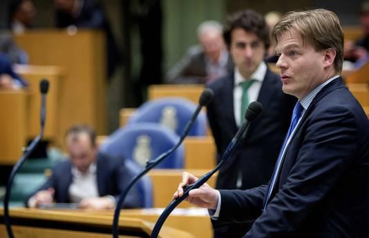 CDA-Kamerlid Pieter Omzigt