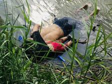 Trieste foto van verdronken vader en dochter zet vluchtelingendiscussie VS op scherp