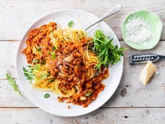 9 keer pasta bolognese in jouw buurt: omdat een goede spaghetti er altijd in gaat!