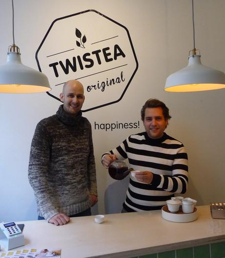 Thee, thee, thee in pop-upwinkel TwisTea in de Snellestraat