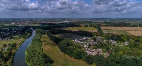 Landgoedfair vanuit de lucht bekeken