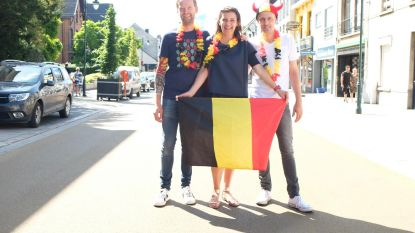 Braderie wordt 'langste voetbalstraat in regio'
