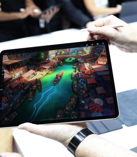 'Binnenkort ondersteuning voor aansluiten muis op iPad'