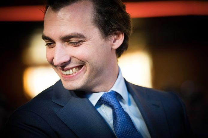 Fractievoorzitter Thierry Baudet.