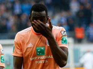 Yannick Bolasie fait ses adieux à Anderlecht