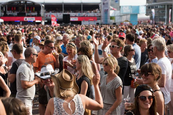 Breda Live op het Chasséveld.