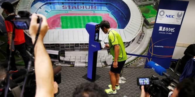 Spelen Tokio maken voor het eerst gebruik van gezichtsherkenning