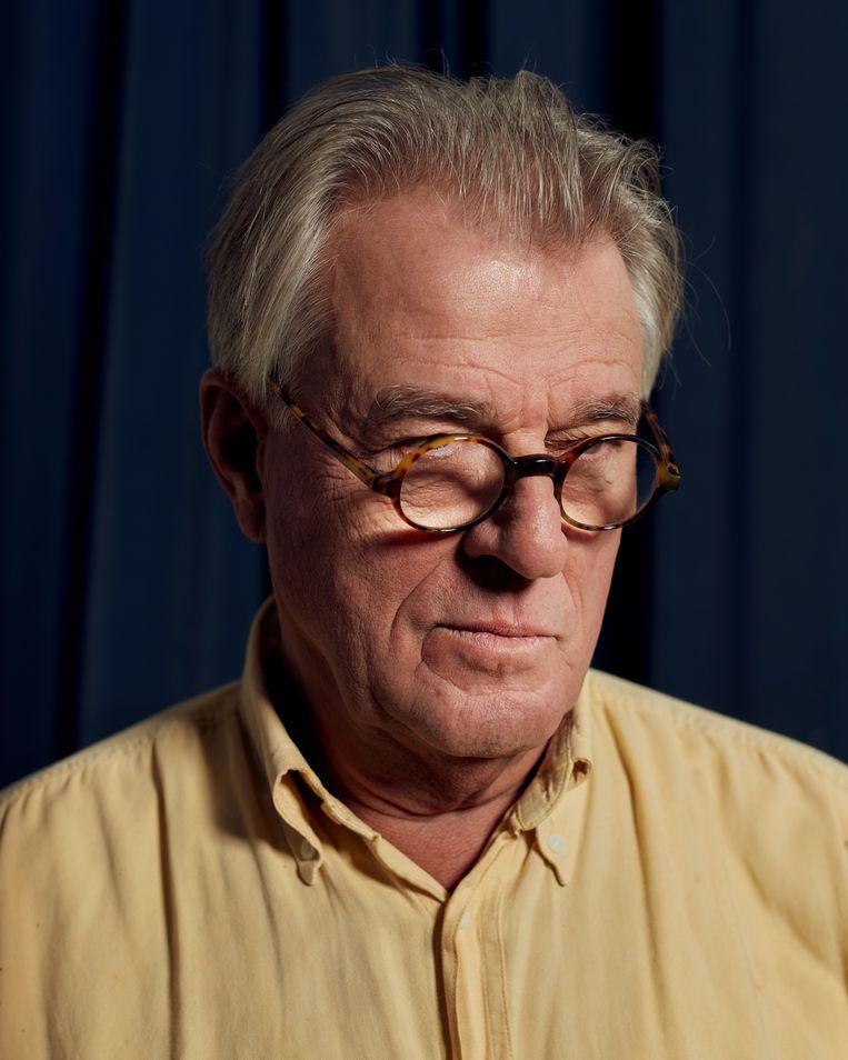 Jeroen Krabbé speelt de hoofdrol in De Liefhebbers. Beeld Erik Smits/Lumen