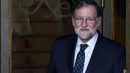 Ex-premier Mariano Rajoy verdedigt harde aanpak tegen Catalaanse separatisten tijdens proces