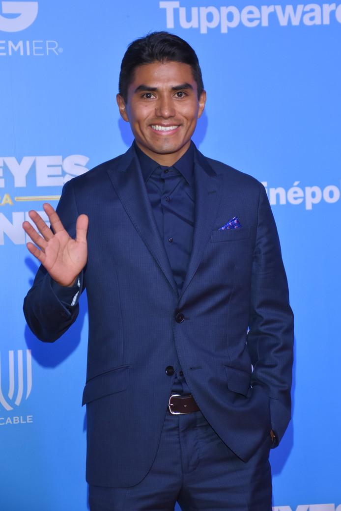 Jorge Antonio Guerrero speelt de rol van de vriend van Cleo, de hoofdpersoon.