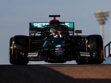 Avec la voiture de Lewis Hamilton, Stoffel Vandoorne s'offre le meilleur chrono lors des essais d'Abu Dhabi