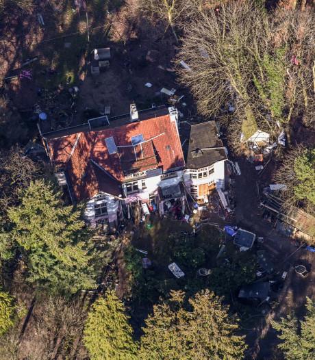 Wat gaat er gebeuren met verpauperd Landgoed Erica in Nunspeet?