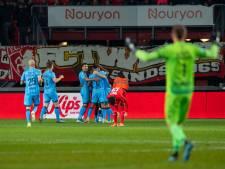 LIVE   FC Twente al vroeg op achterstand tegen sterker Willem II