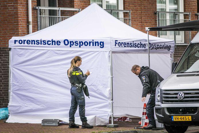 Onderzoek door de politie in Beuningen.