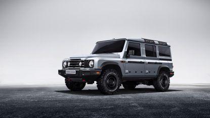 Dit nieuwe automerk gaat door waar Land Rover stopt