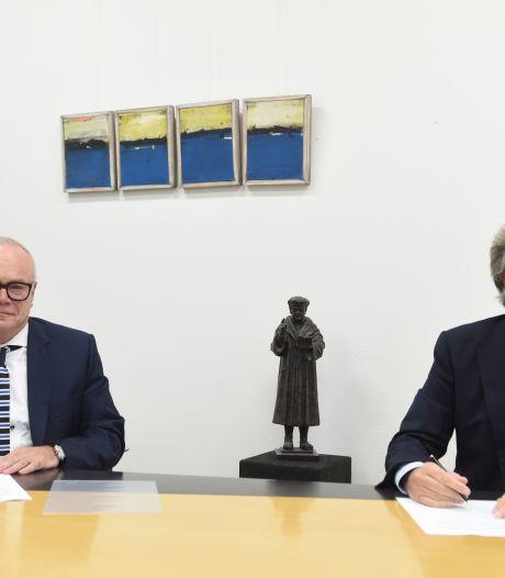 De Leijgraaf en het Koning Willem I College onderzoeken structurele samenwerking