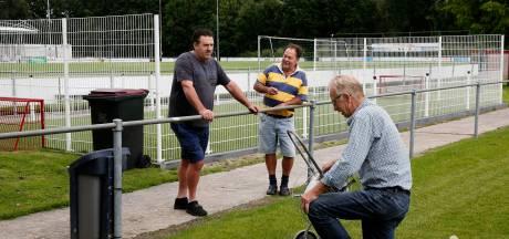 'Leden voetbalclub intimideren bewoners na sluiting pannaveld in Heukelum'