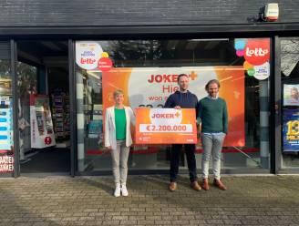 """Jackpot van 2,2 miljoen euro valt in Vosselaar: """"Al wel grote bedragen gehad, maar nog nooit zoveel"""""""